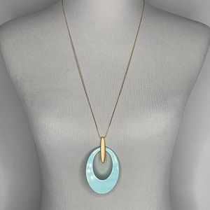 Jewelry - Teal Lightweight Necklace